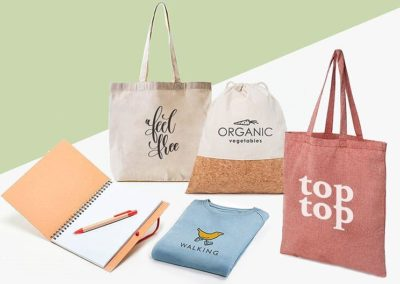 Corporate items eco-frendly