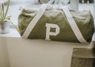 Sport bag giveaway