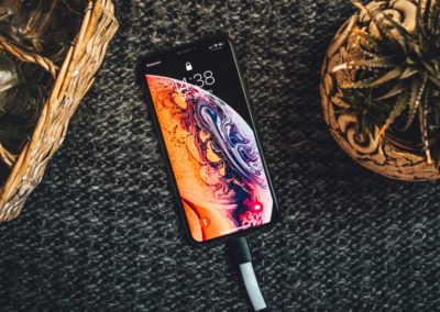 Charger branding