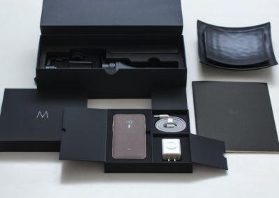 Box promotional product