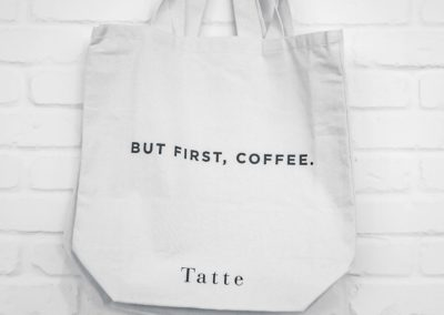 Tote bag customized gift