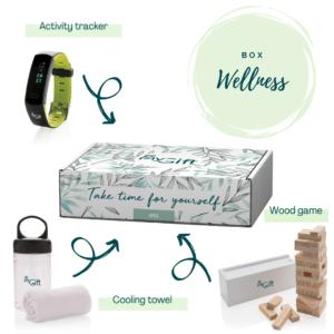 box personnalisée, cadeau d'entreprise